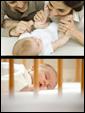 Молодые родители прильнули к новорожденному малышу: когда дети - счастье, родители - истинные дети!