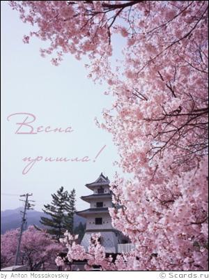юмор приколы стихи весна